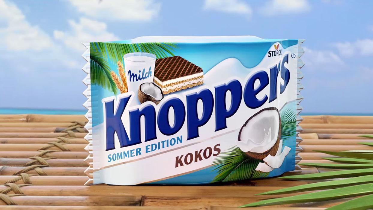 Knoppers Kokos