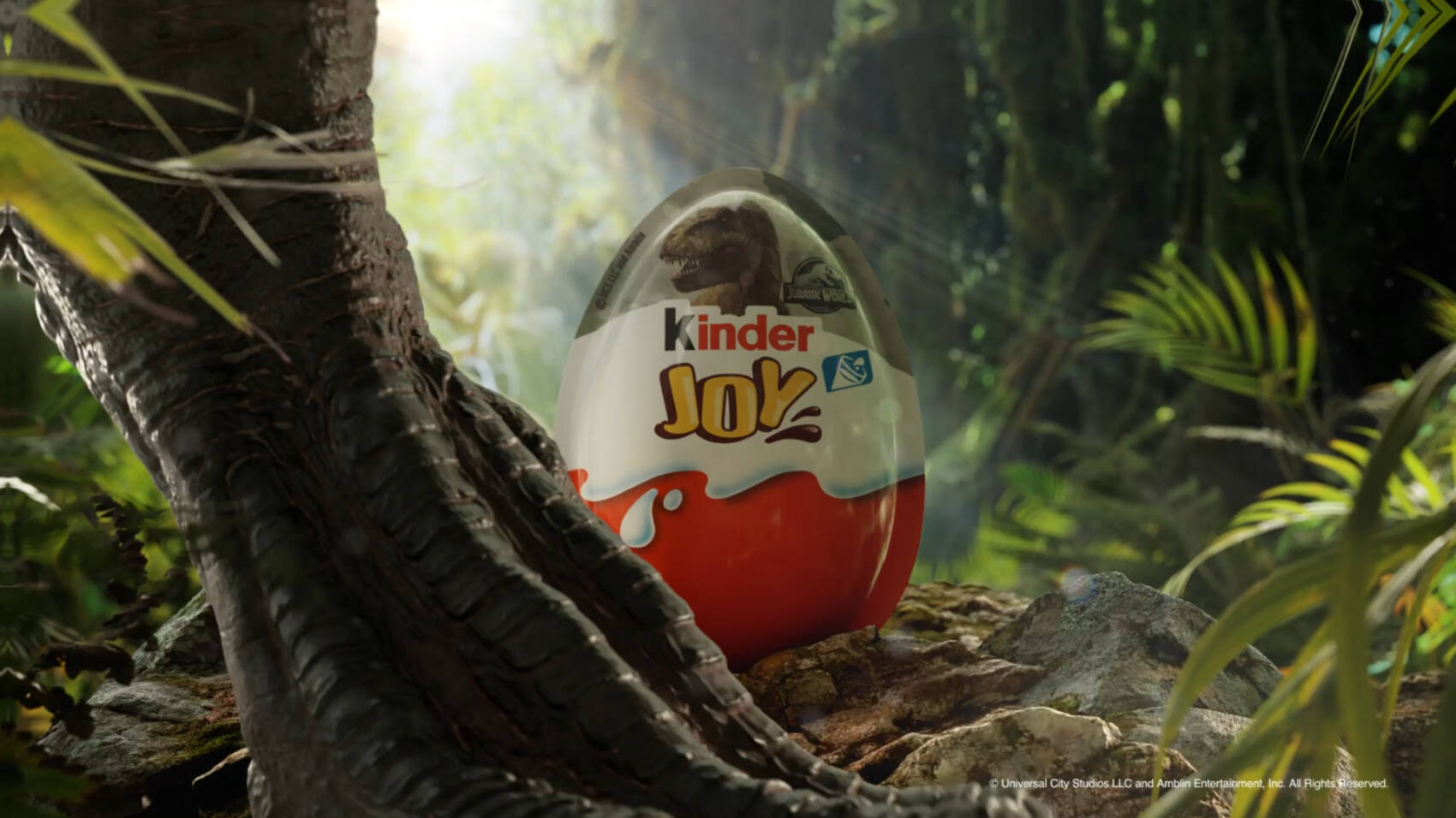 Kinder Joy – Jurassic World